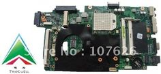 K51AB motherboards  USED  for asus amd SOCKET S1 MOTHERBOARDS pci-e MOTHERBOARD