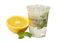 orange mint julep |
