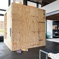 Designer Anja Thede collapsible plywood b x - Google Search