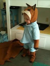 fantastic mr fox costume - Google Search