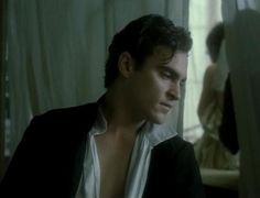 Joaquin Phoenix in Quills.