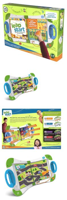Game Cartridges and Game Books 177916: Leapfrog Leapstart Preschool Interactive Educational Learning System Toy Xmas -> BUY IT NOW ONLY: $57.25 on eBay!