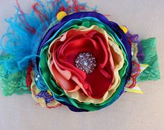 Baby Headband Baby Girl Headband Girls Birthday Headband