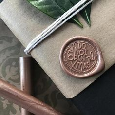The Finest Wax Seal Stamps, made with pure brass and artisan crafted handles. Large selection of monograms and designs, or make it custom. 1-3 Business Day Production Time.