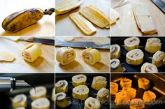 Recipe: Piononos plátano maduro (Ripe plantain rolls)-Dominican Cooking