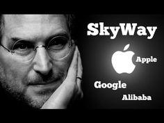 Почему сейчас покупают акции SkyWay на примере Apple, Google, Alibaba