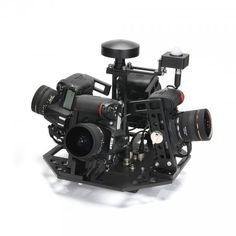 360 degrees rig for Nikon DSLR camera