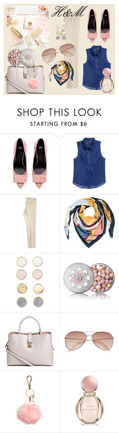 """""""H&M"""" by lidijana ❤ liked on Polyvore featuring H&M, Guerlain and Bulgari"""