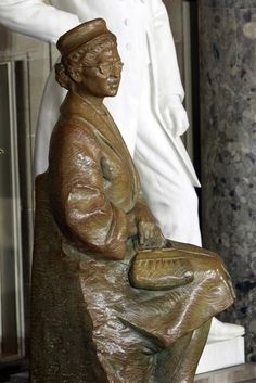 Rosa Parks statue in the Capitol Building, Washington D.C.