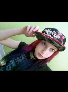 Viro Psycho Rainbow Hair #HarleyQuinn