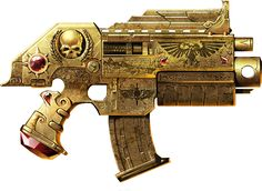 Artificer Boltgun