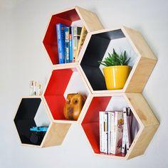 Hexagonal Honeycombs / Dot and Bo