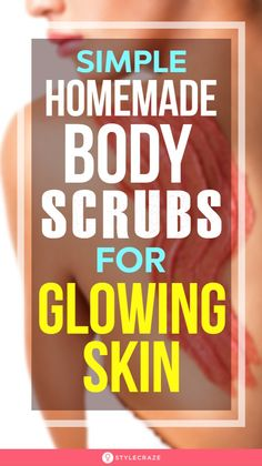 Beauty Tips For Glowing Skin, Natural Beauty Tips, Natural Skin Care, Beauty Skin, Health And Beauty, Cc Creme, Diy Beauté, Diy Body Scrub, Homemade Beauty Products