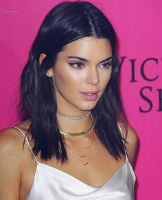 Kendall Jenner à l'After Party du VS Show 2016