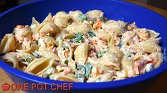 NEW VIDEO: Ultimate Creamy Pasta Salad! Watch the full recipe video here: http://youtu.be/B90ttIRa5Og
