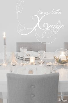 Deco Table Noel, Interior Photography, Lifestyle Photography, Kitchen Dinning, Color Plata, Nordic Style, Merry Xmas, Xmas Decorations, Interiores Design