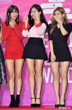 190115 TWICE at the Seoul Music Awards red carpet. Cute Asian Girls, Sexy Hot Girls, Cute Girls, Pretty Asian, Beautiful Asian Women, Girls In Mini Skirts, Cute Girl Face, Hot Brunette, Sexy Skirt