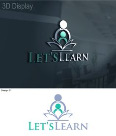 Let's Learn Education Limited classes and store... Colorful, Playful Logo Design by BlacknWhite
