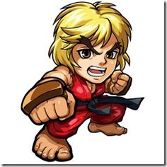 Street Fighter X All Capcom - Ken Masters (Street Fighter)