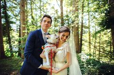 John Mulaney + Annamarie Tendler's wedding in the Catskill mountains