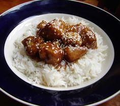 Nummy Kitchen: Chinese Restaurant Style Sesame Tofu