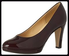 Gabor Shoes Damen Gabor Fashion Pumps, Rot (71 Merlot), 41 EU - Damen pumps (*Partner-Link)