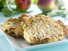 Pikaiset kaurarieskat - Myllyn paras Krispie Treats, Rice Krispies, 20 Min, Banana Bread, Nom Nom, Healthy Eating, Healthy Food, Muffin, Rolls