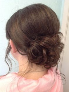 love it keeping in style with my messy loose upstyle idea
