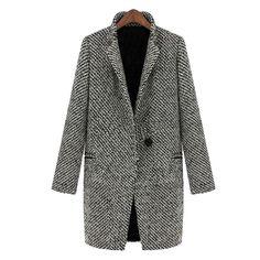 7bbb1b14f3d570 Ionlyou Damen Winter Wollmantel Jacke Wolle Cashmere lange Winter Parka  Anzug Mantel Graben Outwear Jacket (XL): Amazon.de: Bekleidung