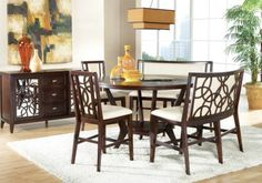 Good Shop For A Cindy Crawford Home Highland Park 5 Pc Counter Height Diningroom  At Rooms To Go. Find Dining Room Sets That Will Look Great In Your Home And  ...