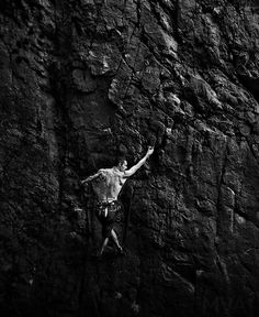 www.boulderingonline.pl Rock climbing and bouldering pictures and news Really radical climb