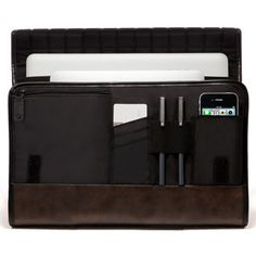Considering for my new MacBook Air –  The Clutch designer MacBook laptop bag by Acme Made – $100