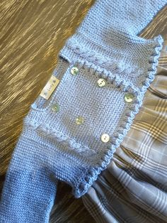 Knitting For Kids, Crochet For Kids, Baby Knitting, Crochet Baby, Knit Crochet, Kids Dress Clothes, Diy Clothes, Little Girl Dresses, Girls Dresses