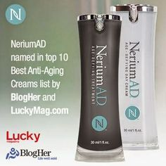 And we know why!  Would you like to? www.juliejohn.nerium.com #Nerium #skincare #naturallyyouthful