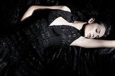 José Herrera en Behance High Fashion, Strapless Dress, Stylists, Beauty, Black, Dresses, Behance, Candy, Magazine