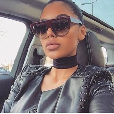 French Style Sunglasses - Awesome World - Online Store - 4 Sun With Sunglasses, Ray Ban Sunglasses, Sunglasses Women, Oval Sunglasses, Aaliyah, Celine, Shady Lady, Photo Instagram, Buy Shoes