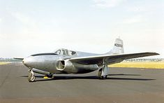 Bell P-59B AIRACOMET at the National Museum of the United States Air Force