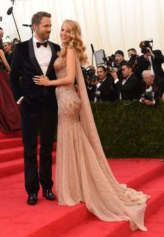Blake Lively's 10 Best Fashion Moments in 2014 – Vogue - Gucci Première dress, Lorraine Schwartz jewelry