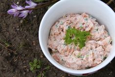 Fish And Seafood, Starters, Potato Salad, Bacon, Lunch, Anna, Ethnic Recipes, Eat Lunch, Lunches