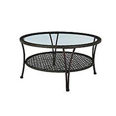 Arthur All-Weather Wicker Patio Coffee Table