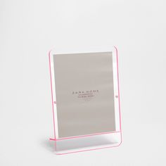 Frame with pink edge - Frames - Decoration | Zara Home
