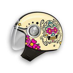 Airoh helmet Mexican