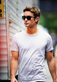 Chace Crawford. Follow this link this blog is fantastic.