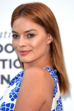 June 16, 2012 | Glowy Skin | Margot Robbie | How-To: If your complexion doesn't need full coverage, but you'd like a little extra luminescence for evening, consider a BB cream.  The SPF, antioxidant, and moisture rich formulas leave skin happy and quenched.""