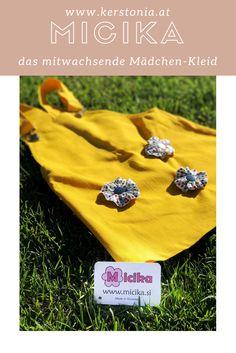 Produkt-Test: Micika - das mitwachsende Kinder-Kleid für Mädchen. Nachhaltige Kinder-Mode.