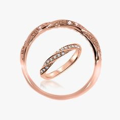Alliance Or Rose, Weeding, Promise Rings, Ring Designs, Html, Gold Rings, Wedding Inspiration, Rose Gold, Jewelry