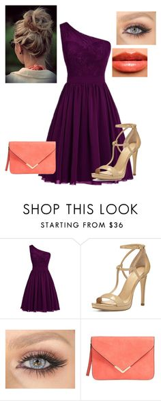 """Homecoming"" by air-bear-disigns ❤ liked on Polyvore featuring MICHAEL Michael Kors and Burberry"