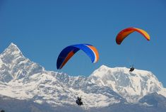 Best Paragliding Locations in India >>> Paragliding is a popular recreational as well as competitive adventure sport involving flying paragliders. The wing shape is kept intact by suspension lines. Even without using an engine a paragliders flight can last a couple of hours and cover about ten kilometers or more. >> #Paragliding #India, #AdventureSports, #Paragliders, #Himachal, #Mumbai, #Manali, #Bhimtal, #Nainital, #Darjeeling, #Jammu