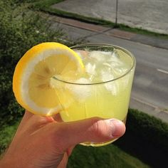 Limoncello, Tonic Drink, Frisk, Den, Tips, Counseling