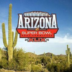 Superbowl XLIX in AZ